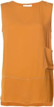 Fabiana Filippi boat neck blouse