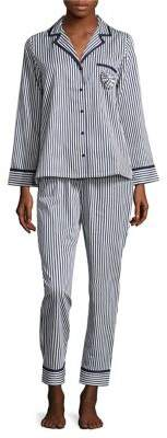Kate Spade Navy Pajama Set