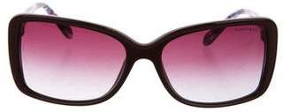 Tiffany & Co. Square Chain-Link Sunglasses