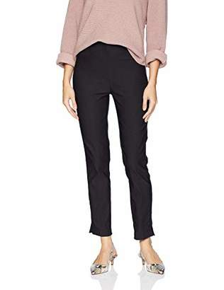 Tribal Women's Century Twill Pull on Ankle Pant