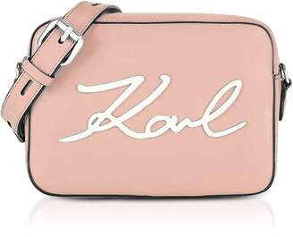 Karl Lagerfeld K/signature Camera Bag