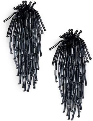 Panacea Montana Beaded Drop Earrings