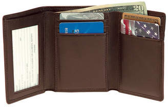 Royce New York Men'S Trifold Wallet