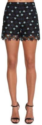 Willow & Clay Star Lace Shorts