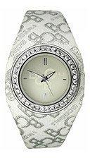BCBGirls BCBGenerationコレクションシルバートーンダイヤルレディース腕時計# gl6002