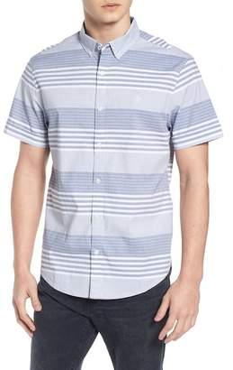 Original Penguin Stripe On Woven Shirt