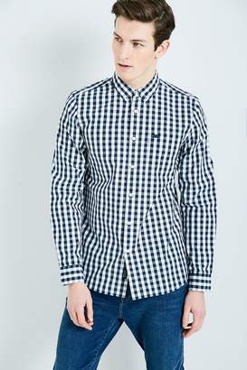 Jack Wills Blanford Poplin Gingham Shirt