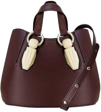 f39983205c86 ... new style at wolf badger mulberry aevha london mini garnet tote in with  resin hardware 674ea