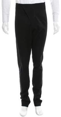 Giorgio Brato Woven Flat Front Pants