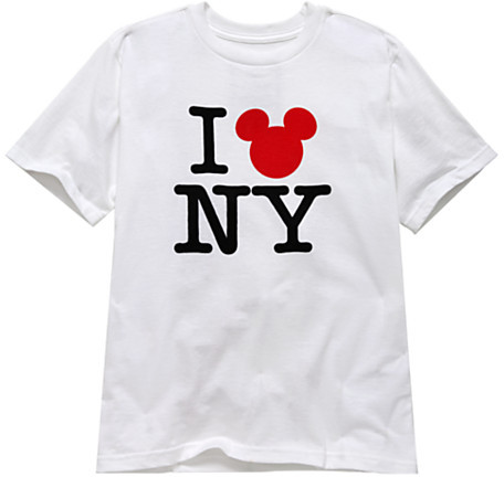 Disney Mickey Mouse Tee for Kids - New York