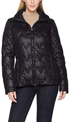 Geox W7420GT2438, Women's Coat, black