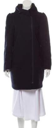 Marni Knee-Length Wool Coat