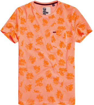 Superdry Whistler All Over Print Lite T-Shirt