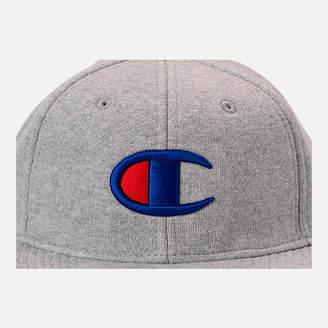 Champion Big C Logo Reverse Weave Adjustable Back Baseball Hat