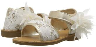 Baby Deer First Steps Lace Sandal Girls Shoes