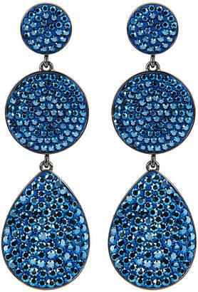 Henri Bendel Bendel Rocks Linear Earrings