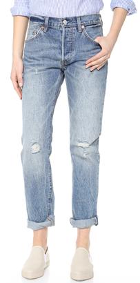 Levi's 501 Jeans $158 thestylecure.com