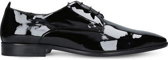 Kurt Geiger London Dermot patent oxford shoes