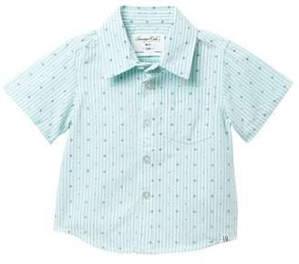 Sovereign Code Carter Button Down Shirt (Baby Boys)