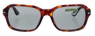 Persol Square Polarized Sunglasses