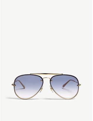 Ray-Ban Blade Aviator sunglasses