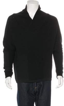 Public School Pullover Shawl Collar Sweater