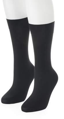 Gold Toe Goldtoe Women's GOLDTOE 2-pk. Pima Cotton Trouser Socks