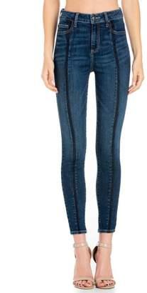 Cello Jeans Front-Seam Skinny Jean