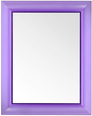 Kartell Francois Ghost Mirror - Purple - Large