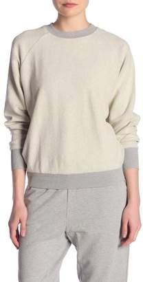 Frame Inside Out Raglan Pullover