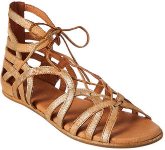 Gentle Souls Break My Heart Leather Sandal