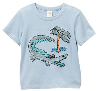 Tucker + Tate Embroidered T-Shirt (Baby Boys)