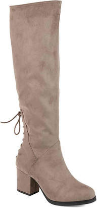 Journee Collection Leeda Wide Calf Boot - Women's