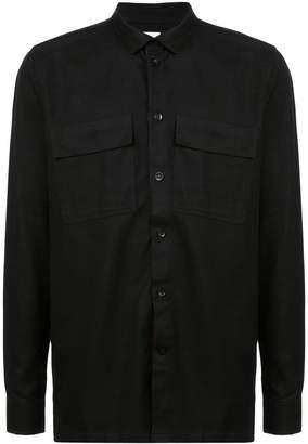 Wood Wood boxy longsleeved shirt
