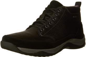 Clarks Men's Baystone Top GTX Lace up Ankle Boot