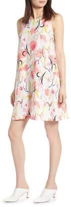 Halogen A-Line Dress (Regular & Petite)