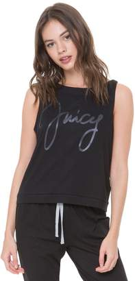 Juicy Couture Muscle Tee & Jogger Set