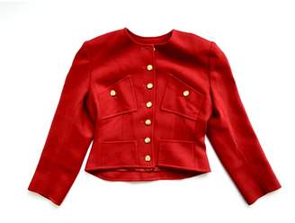 Christian Lacroix Red Jacket for Women Vintage