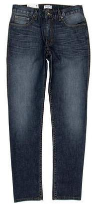 Robert Geller RG02 3 Year Fade Denim Jeans w/ Tags
