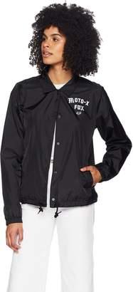 Fox Junior's Pit Stop Coaches Jacket