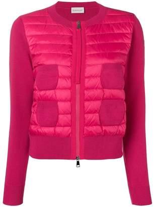 Moncler panelled jacket