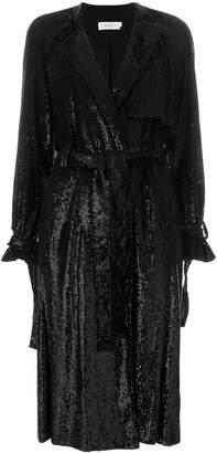 A.L.C. all-over sequin coat