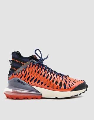 Nike 270 ISPA Sneaker in Blue Void