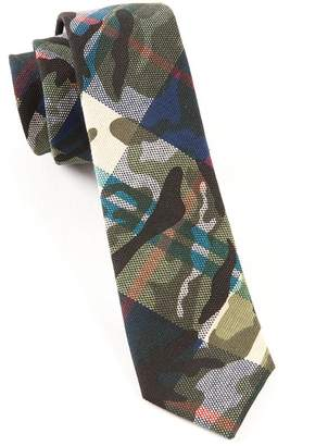 The Tie Bar Textured Camo