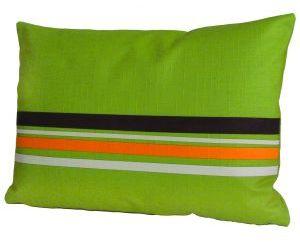 Modern Basics by Modern Basics Racer Pillow