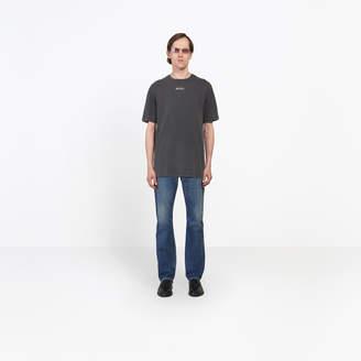 "Balenciaga Manifesto-sentence Tshirt ""Believe in something bigger"""