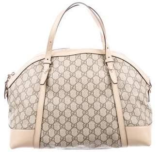Gucci GG Supreme Nice Top Handle Bag