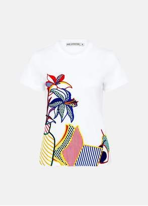 Mary Katrantzou Iven T-Shirt Pop Art