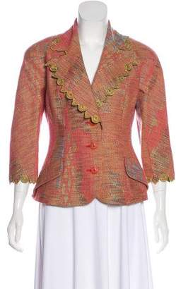 Christian Lacroix Wool-Blend Jacket