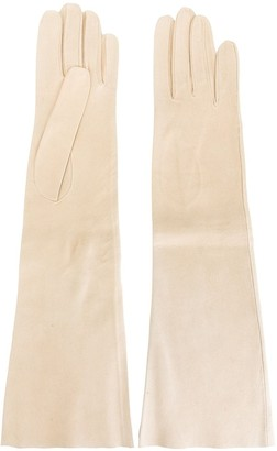 Hermes Pre-Owned long gloves